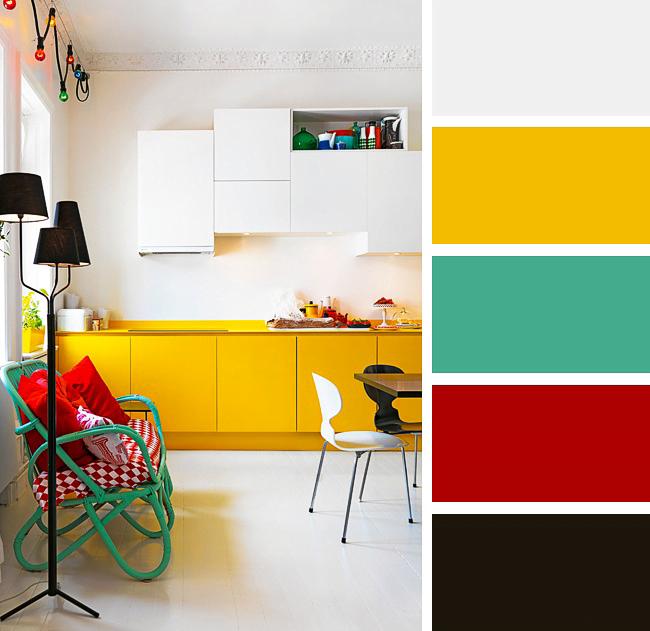 oda renk kombinleri
