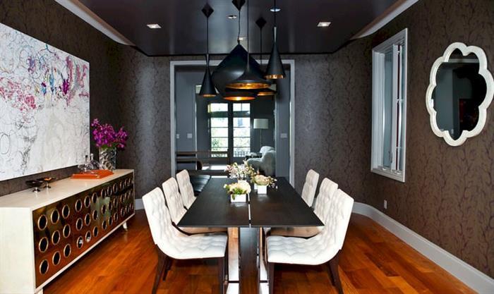 yemek odası dekorasyon fikirleri