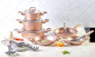 Yemek Yapmayı Seven Hanımlar İçin Emsan Tencere Setleri