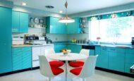 Mutfaklarınıza Renk Seçimleri