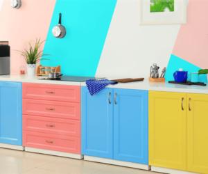 Mutfak Dolaplarını Boyama İşlemi Nasıl Yapılır