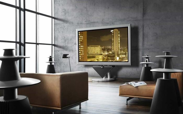 Oturma Odasında Televizyonun Yerini Belirleme