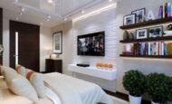 Yatak Odası için Tv Yeri Belirleme