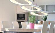 Mutfak İçin Dekoratif Modern Avize Modelleri