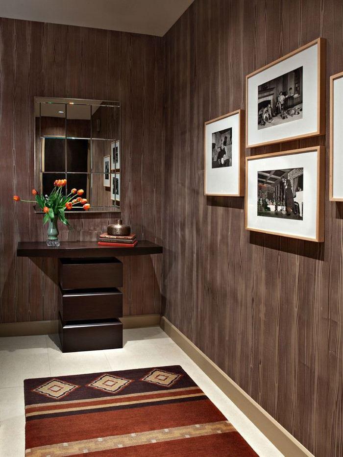 Karanlık Koridor dekorasyonu
