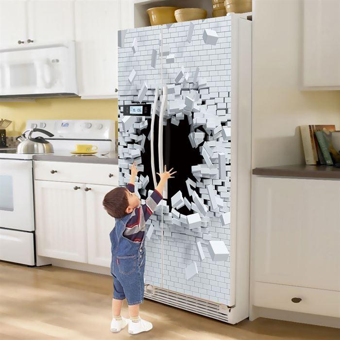 buzdolabı yapışkanlı filmler