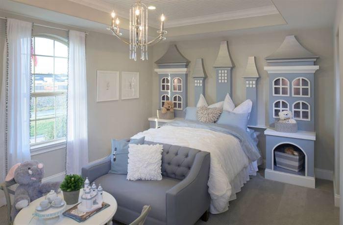 Çocuk Yatak Odası İç Tasarım Fikirleri
