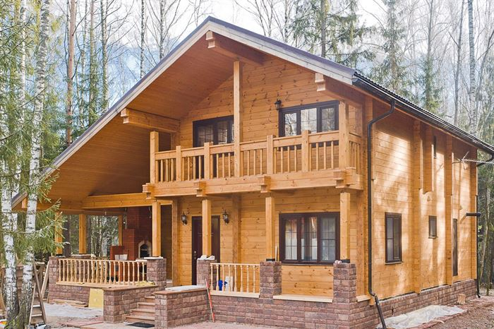 Ahşap Ev Modelleri Ve İç Dekorasyon