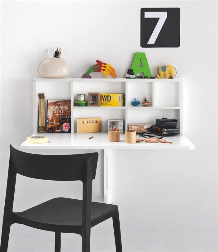 katlanır duvara monte masa modelleri