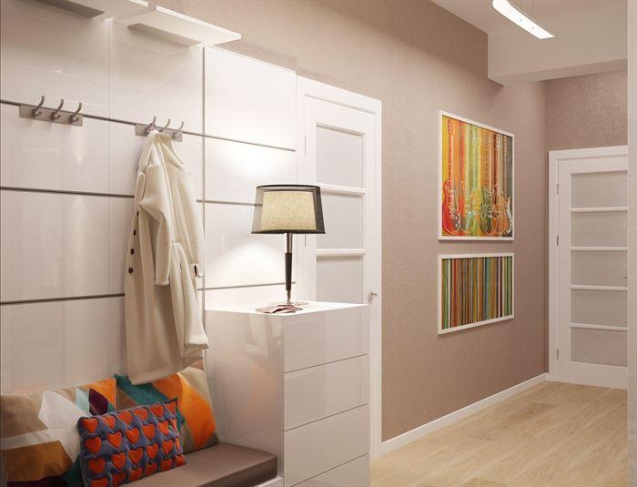Koridor Veya Antre Dekorasyon