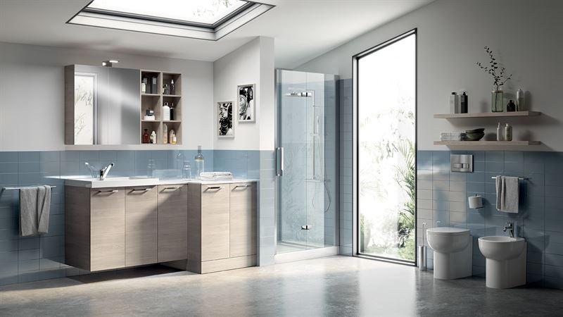 Modern Banyo Mobilyaları: 2021 Tasarımları