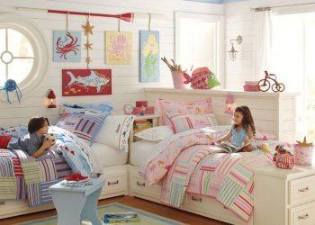 Çocuk Odası Dekorasyon Ve Mobilya Seçimi