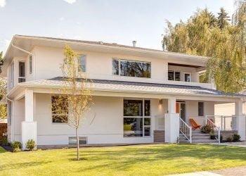 İki Katlı Ev Tasarımı
