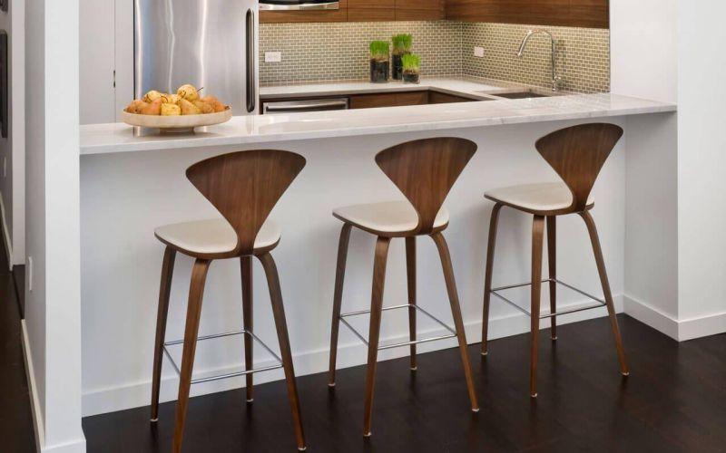 Mutfak Bar Taburesi Modelleri