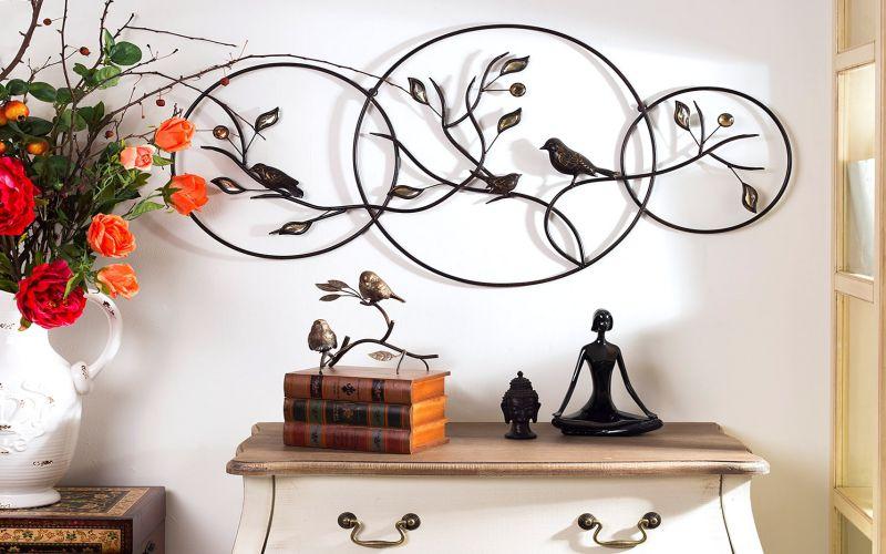 dekoratif metal aksesuar