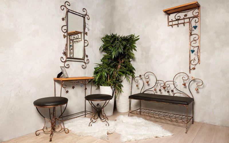 metal ürünler mobilya