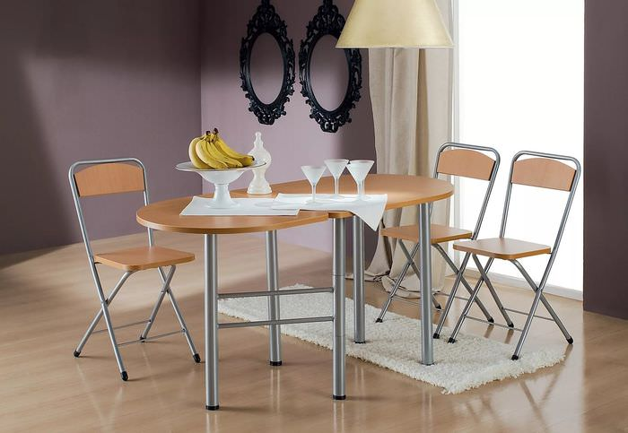Katlanır Mutfak Sandalye Modelleri