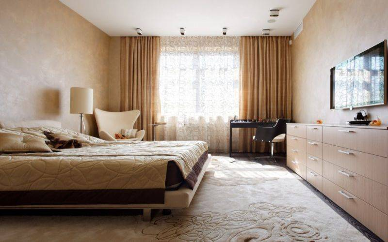Küçük Yatak Odası Dekorasyon