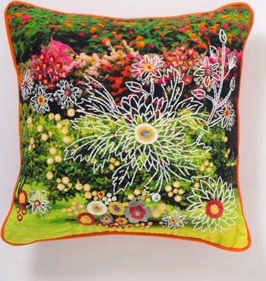 Renkli Ve Desenli Yastık Modelleri 1