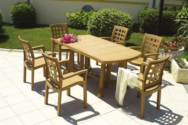 Siesta Bahçe Masa Sandalye Modelleri 3