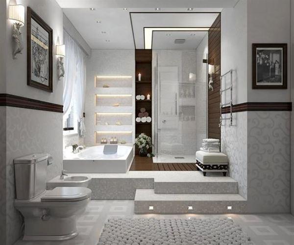 modern yenilikçi banyo dekorasyon stilleri - Bath design modified - Modern Yenilikçi Banyo Dekorasyon Stilleri