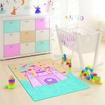 Sevimli Bebek Odası Halı Örnekleri 6