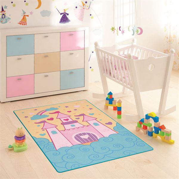 Sevimli Bebek Odası Halı