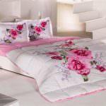 Bellona Çift Kişilik Renkli Modern Uyku Seti Modelleri