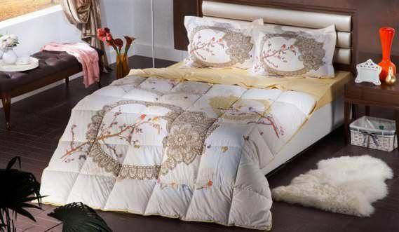 Bellona Çift Kişilik Renkli Modern Uyku Seti Modelleri 6