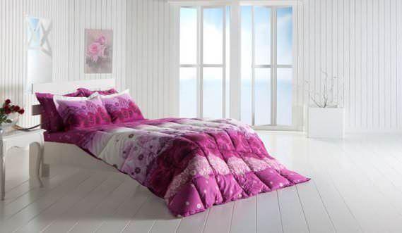 Bellona Çift Kişilik Renkli Modern Uyku Seti Modelleri 9
