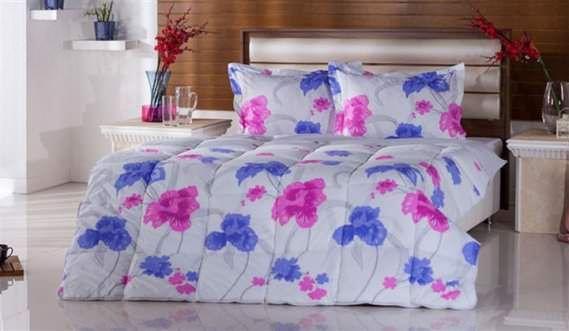 Bellona Çift Kişilik Renkli Modern Uyku Seti Modelleri 10