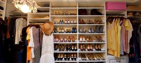 Ayakkabı Saklama Depolama Dolap Fikirleri 10