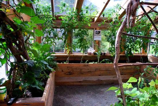 Kış Bahçeleri Yaratma Fikirleri 3