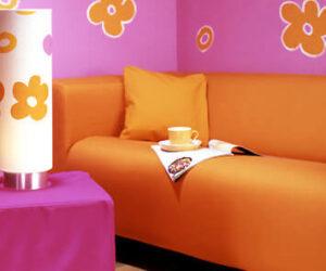 Odalarınıza Turuncuyla Portakal Ferahlığı