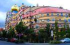 Farklı Değişik Mimari Yapılar