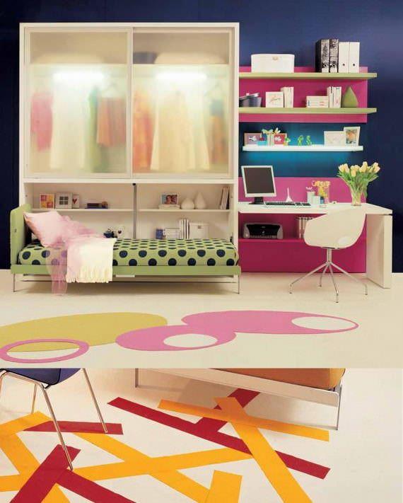 genç odası mobilya fikirleri