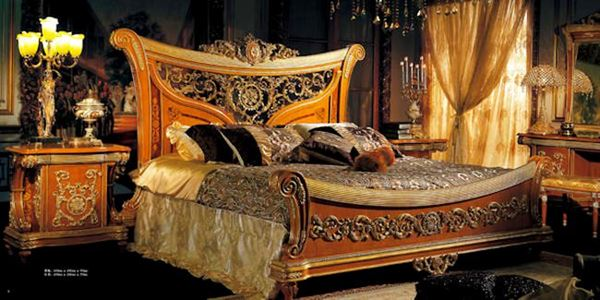 Luxury-classic-Romantic-bedroom