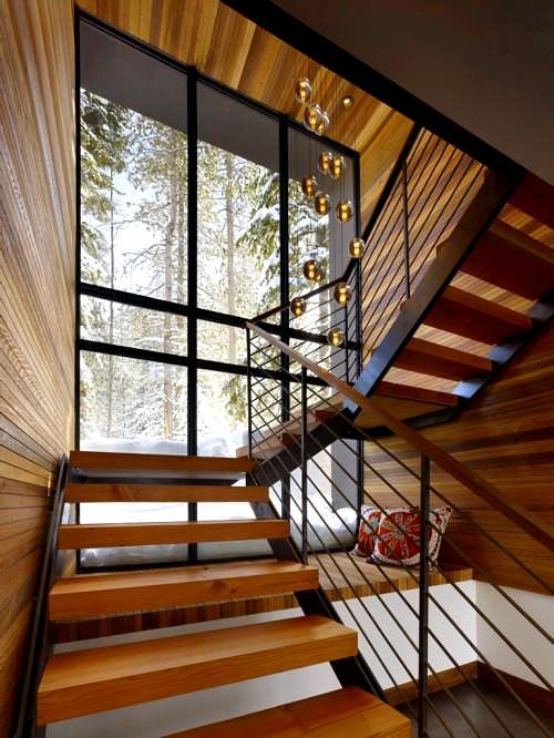 Dekoratif Modern Merdiven Tasarımları 5