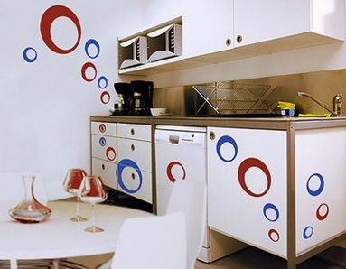 mobilya yapışkan resim modelleri