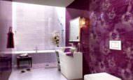 Dekoratif Banyo Dekorasyonları Ve Renkleri
