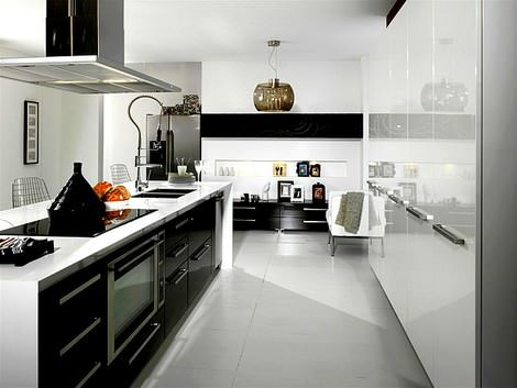 Vanucci Mutfak Tasarımları 1