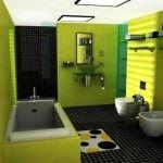 Banyo Dekorasyon ip Uçları 4