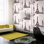 desenli duvar kağıt modelleri