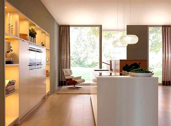 mutfak sarkıt aydınlatma