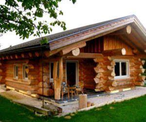 Muhteşem Doğal Ahşap Ev Tasarımları