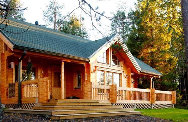 ağaç ev tasarımları muhteşem doğal ahşap ev tasarımları