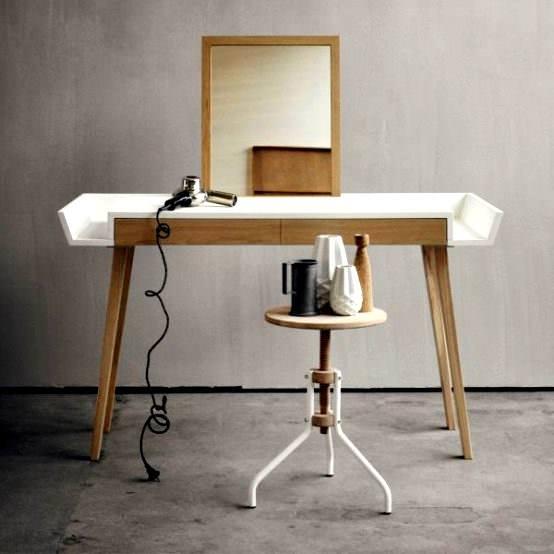 Farklı Değişik Tasarım Tuvalet Masası Modelleri 1