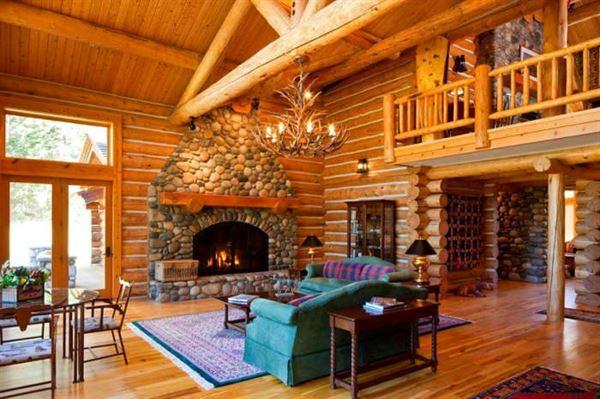 ağaç evler türkiye muhteşem doğal ahşap ev tasarımları