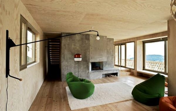 ahşap dağ evi tasarımı - ahsap ev tasarimi2 - Ahşap Dağ Evi Tasarımı