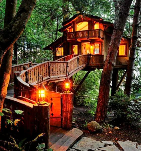 fethiye ağaç evler fiyatları